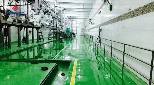 Dịch vụ thi công sơn epoxy tại tphcm