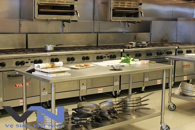 dịch vụ vệ sinh bếp nhà hàng chuyên nghiệp tại tphcm