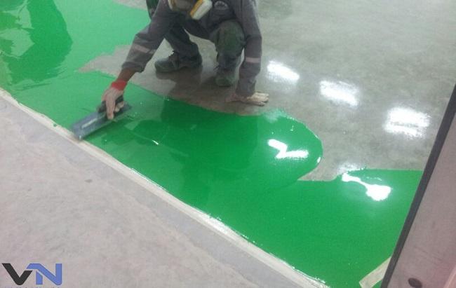 dịch vụ thi công sơn epoxy uy tín tại tphcm