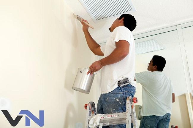 dịch vụ thi công sơn nước giá rẻ tại tphcm