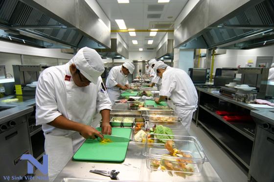 dịch vụ vệ sinh nhà bếp chuyên nghiệp tại tphcm