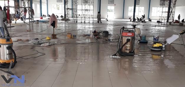 vệ sinh sau xây dựng chuyên nghiệp tại tphcm