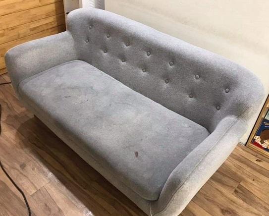 Dịch vụ giặt ghế sofa nỉ tại nhà
