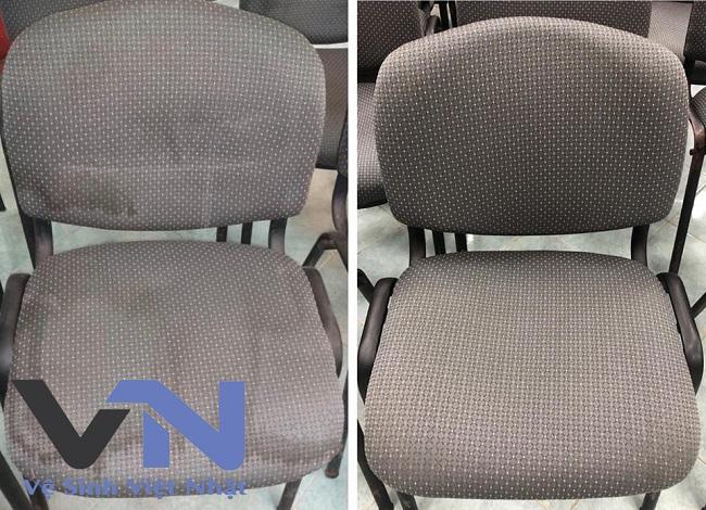 dịch vụ giặt ghế văn phòng uy tín giá rẻ tại tiền giang