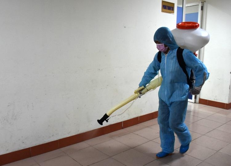 dịch vụ phun thuốc phòng chống dịch virus corona