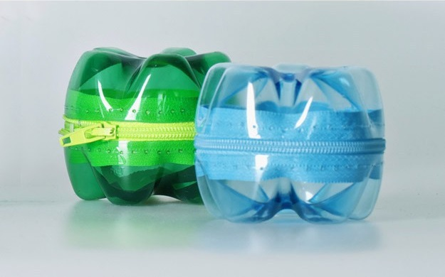 cách tái chế chai nhựa cũ thành đồ dùng học tập