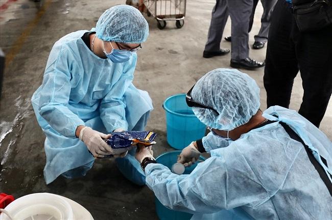 dịch vụ phun khử trùng phòng chống virus corona tại nha trang