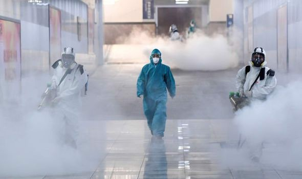 Công ty dịch vụ phun khử trùng chống virus corona tại Nha Trang