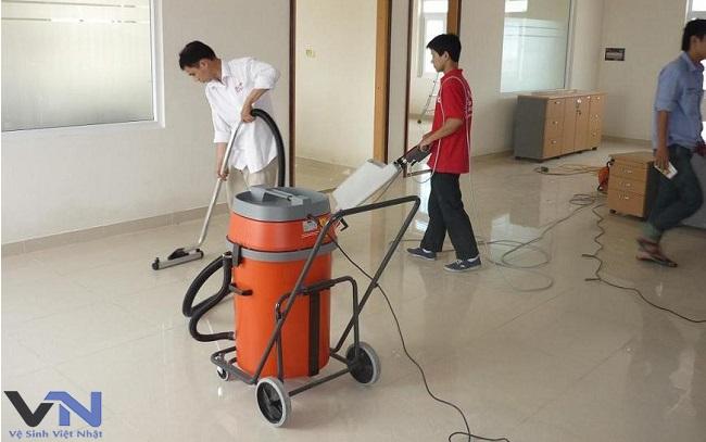 Công ty dịch vụ vệ sinh công nghiệp tại Long An