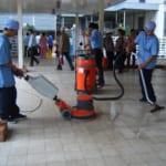 Công ty vệ sinh công nghiệp uy tín tại Hà Nội