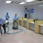 Dịch vụ vệ sinh công nghiệp tại Quận 7 TP HCM