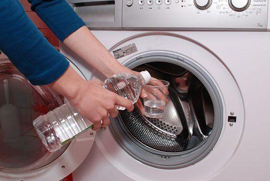 cách vệ sinh máy giặt lg cửa ngang