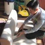 Dịch vụ giặt ghế sofa tại nhà ở Nha Trang