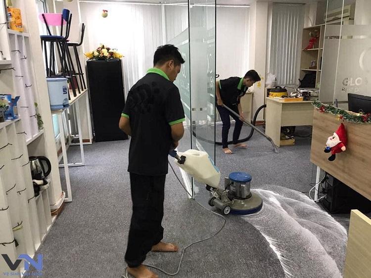 dịch vụ giặt thảm công nghiệp giá rẻ